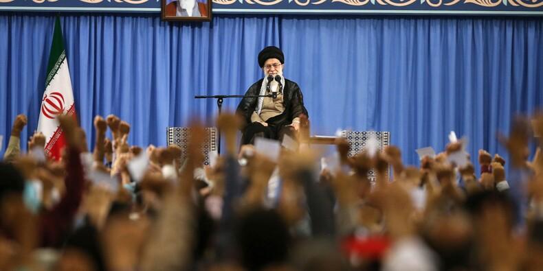"""Les problèmes économiques de l'Iran sont """"internes, pas seulement dus aux sanctions"""""""