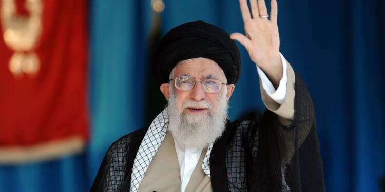 """Pour le guide suprême d'Iran, Trump a """"discrédité"""" les Etats-Unis"""