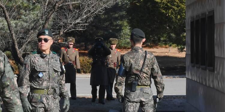 Un nouveau soldat nord-coréen gagne le Sud par la Zone démilitarisée