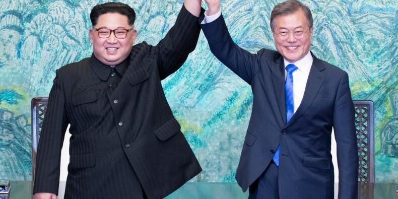 """Corées: Kim Jong Un promet de ne pas répéter un """"passé malheureux"""""""