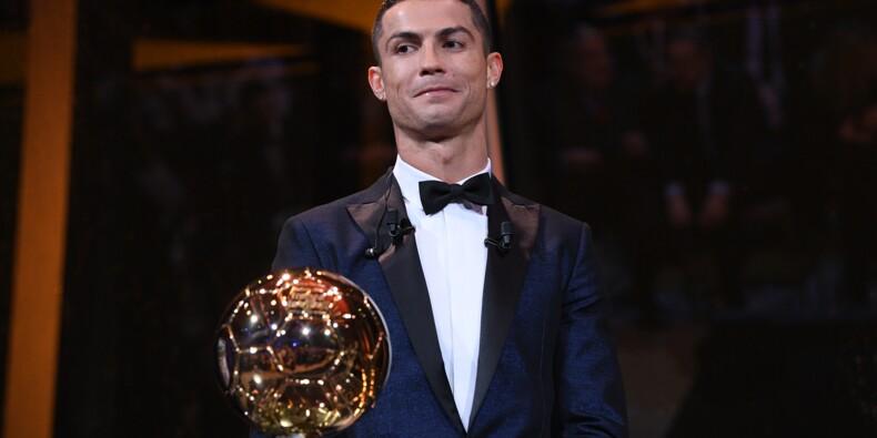 Cinquième Ballon d'Or: Cristiano Ronaldo à la hauteur de Messi
