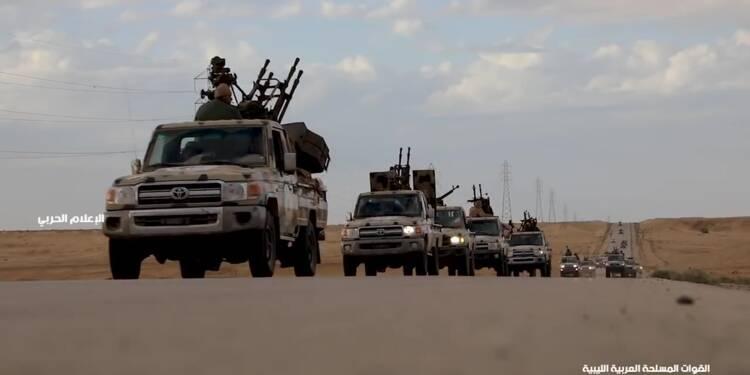 Libye: des forces du maréchal Haftar aux portes de Tripoli