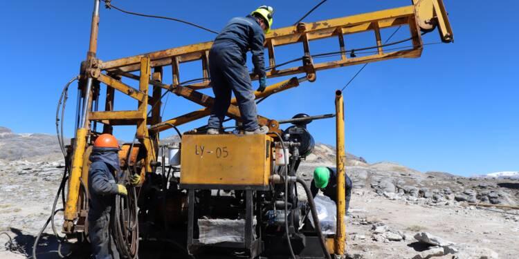 Découverte d'une mine de lithium et d'uranium dans les Andes péruviennes