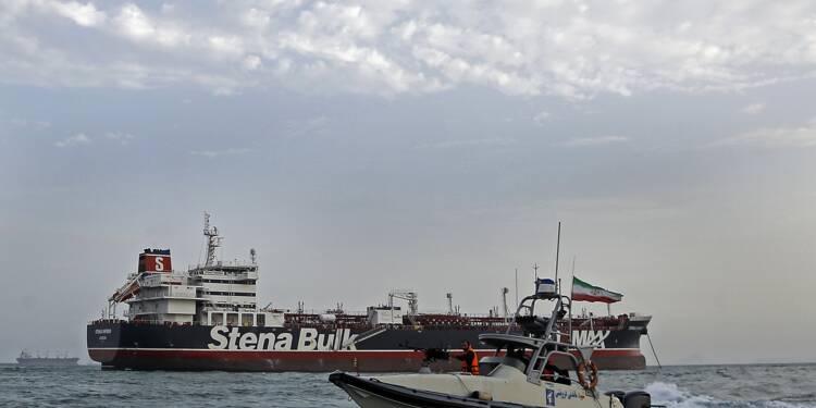 L'Iran a saisi un navire étranger, le troisième en moins d'un mois