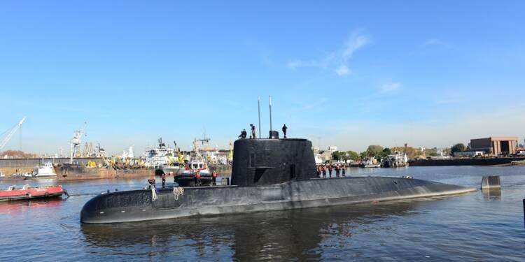 Ce que l'on sait du sous-marin argentin San Juan, porté disparu