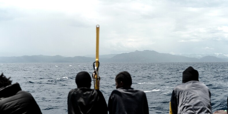 Aquarius: les premiers migrants attendus à l'aube à Valence
