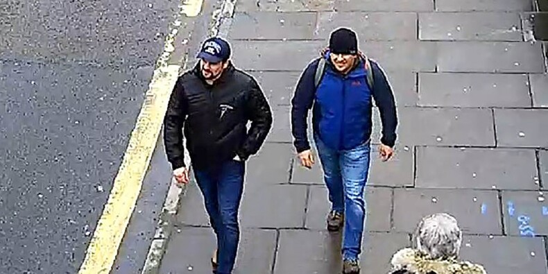 Novitchok: Londres lance un mandat d'arrêt contre deux officiers russes