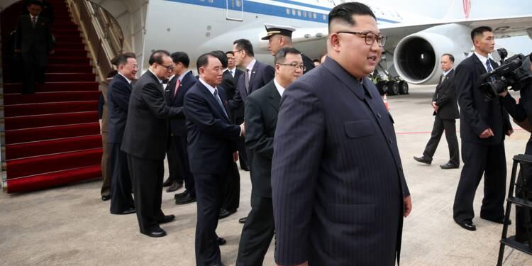 """Trump-Kim, J-1: """"excitation dans l'air"""" avant le sommet"""