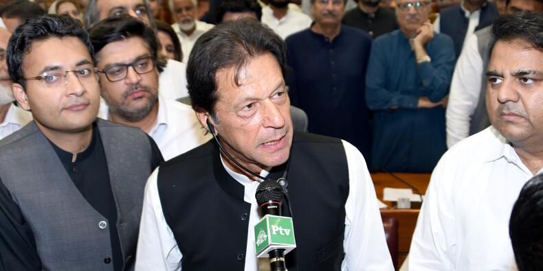 Pakistan: Imran Khan a prêté serment comme Premier ministre