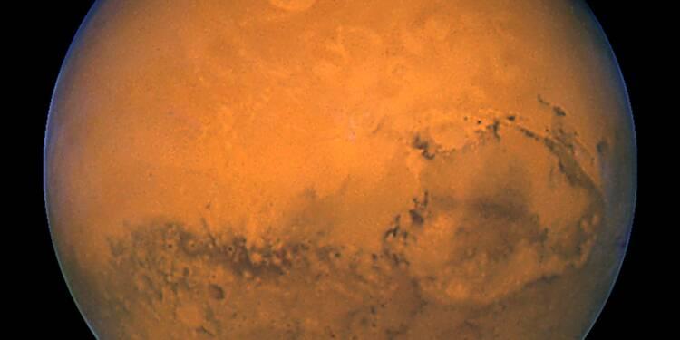 Une sonde de la Nasa va partir étudier les séismes sur Mars