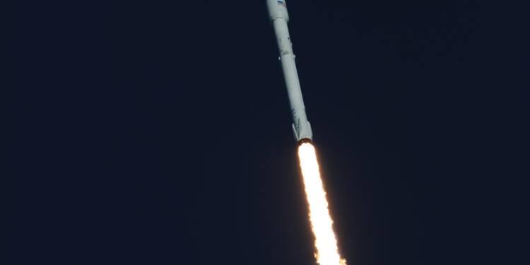 SpaceX : décollage réussi pour la fusée Falcon 9