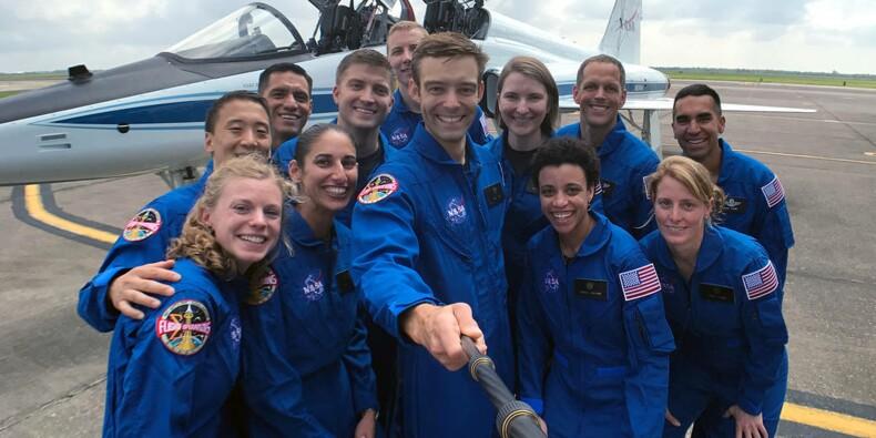 Un apprenti-astronaute de la Nasa renonce, le 1er en 50 ans