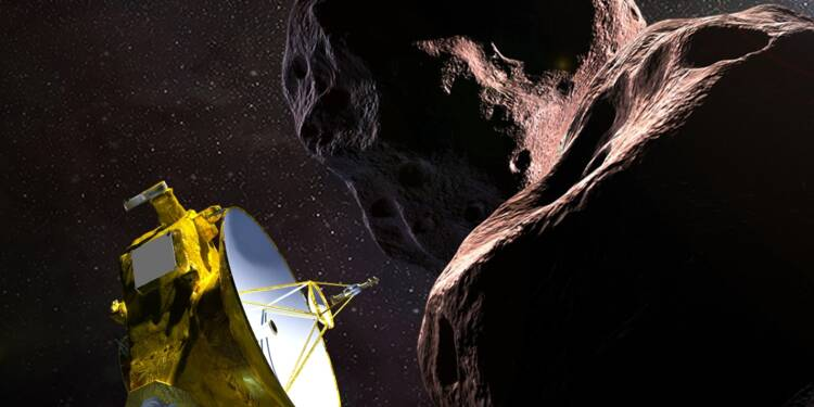 La sonde américaine survole l'objet céleste le plus distant jamais étudié