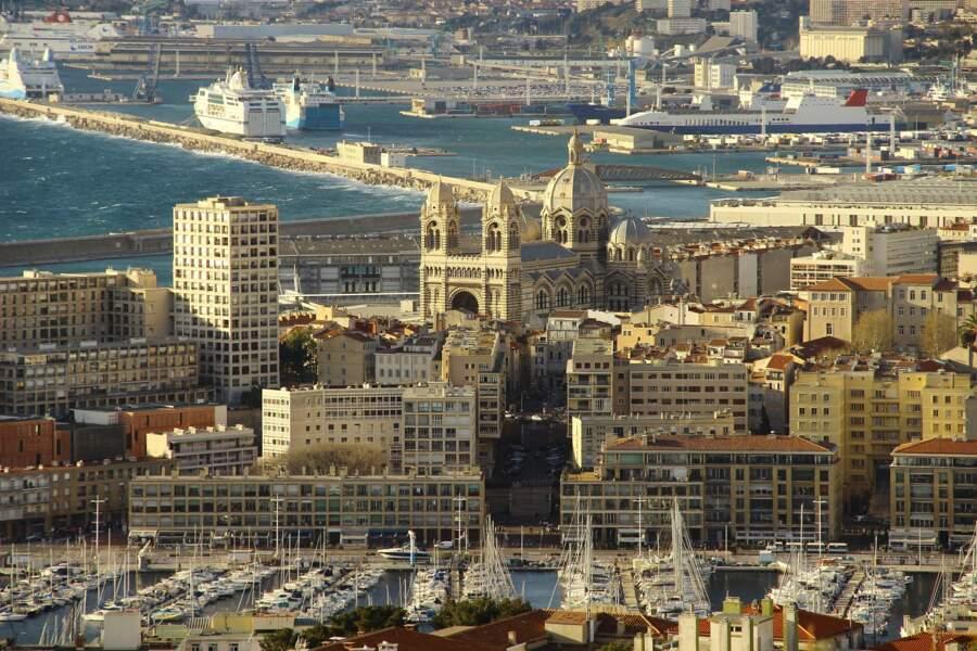 Depuis Marseille : vers Tunis, Venise, Rome...