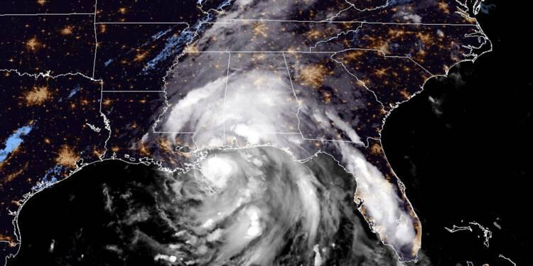 La tempête tropicale Nate se dissipe rapidement au-dessus des Etats-Unis