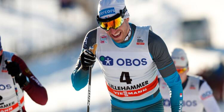 Ski fond: Maurice Manificat vainqueur du 15 km libre de Davos