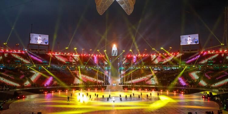 La flamme des JO se rallume à Pyeongchang pour les Jeux Paralympiques