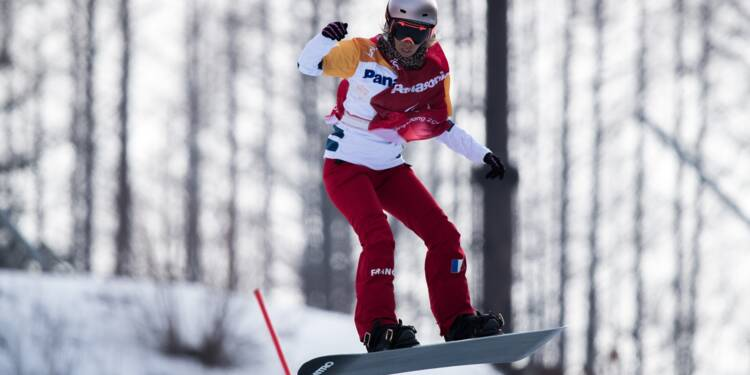 Paralympiques-2018: trois nouvelles médailles pour les Français à Pyeongchang