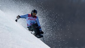 Paralympiques-2018: l'or pour Daviet, l'argent pour Bauchet et François