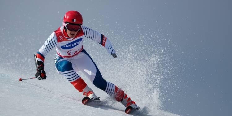 Paralympiques-2018: le sept d'or de Marie Bochet
