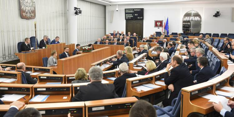 Une loi polonaise mécontente Israël, les Etats-Unis et l'Ukraine