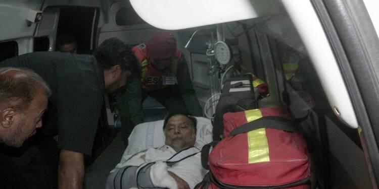 Pakistan : le ministre de l'Intérieur blessé par balle