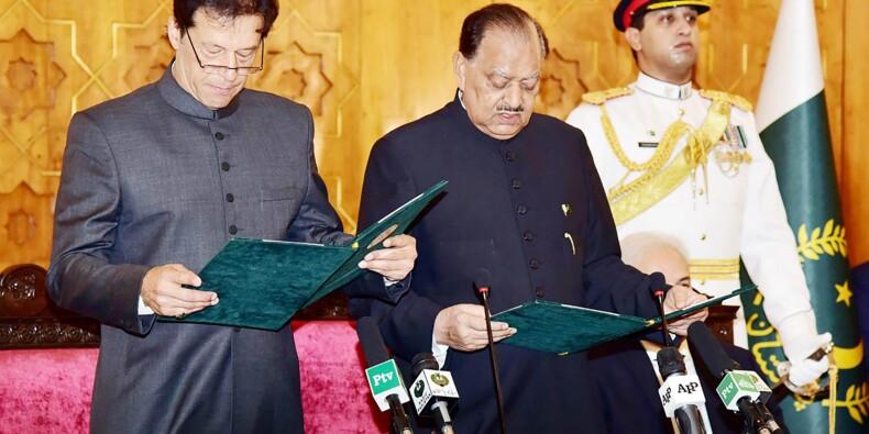 Nouvelle ère pour le Pakistan avec Imran Khan Premier ministre