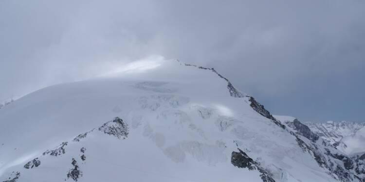 Six morts dans les Alpes suisses à cause du mauvais temps