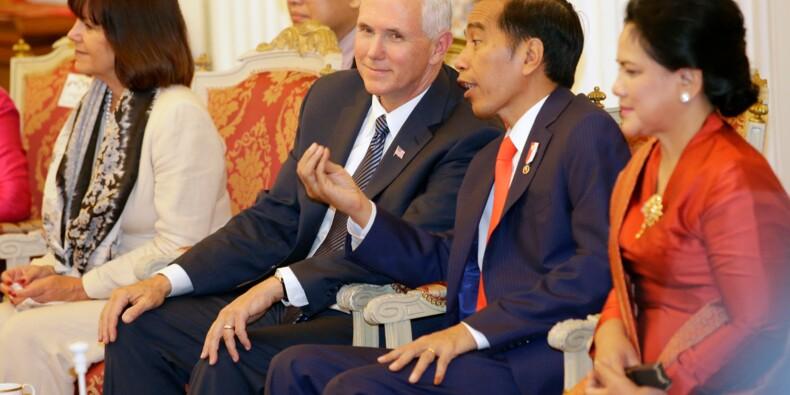 Accords de 10 milliards d'euros entre Etats-Unis et Indonésie