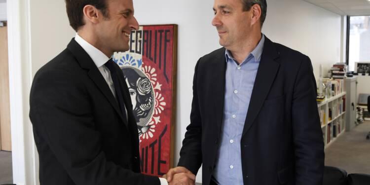 """La CFDT à Macron: """"vous ne bénéficierez d'aucun état de grâce"""""""
