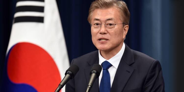 """Corée du Nord: la dénucléarisation, """"objectif commun"""" de Pékin et Séoul"""