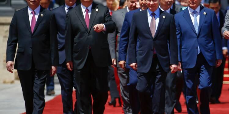Routes de la soie: Xi se pose en rempart contre le protectionnisme