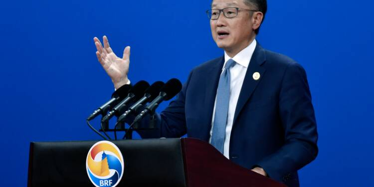 La Banque mondiale maintient ses prévisions de croissance