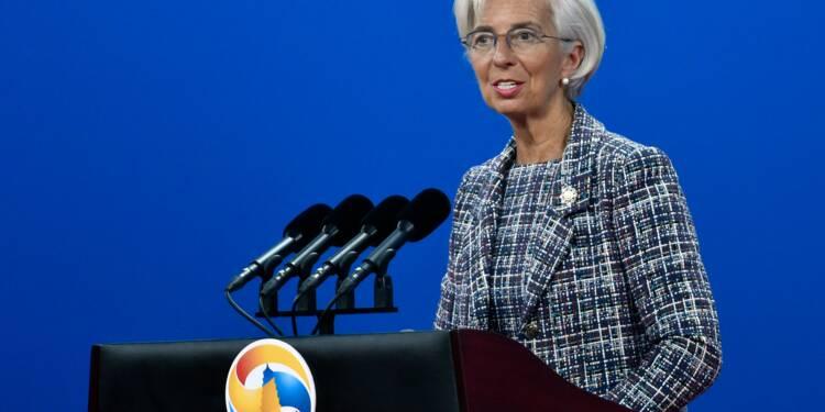 USA: dans le doute sur les mesures Trump, le FMI abaisse ses prévisions de croissance