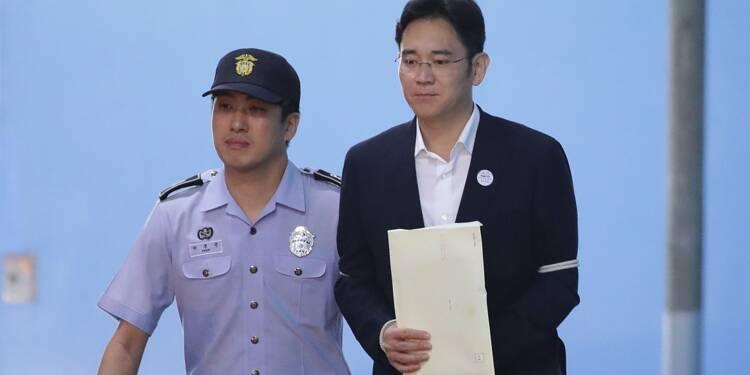 Corée du Sud: l'emprisonnement de l'héritier de Samsung ouvre la voie aux réformes