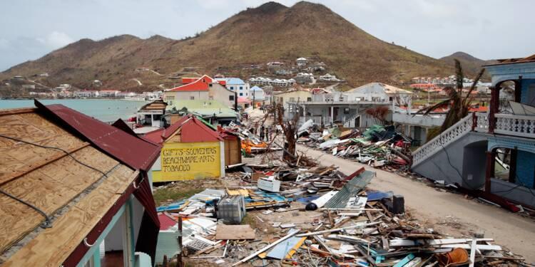 Après Irma, Saint-Martin doit rebâtir son tourisme pour survivre