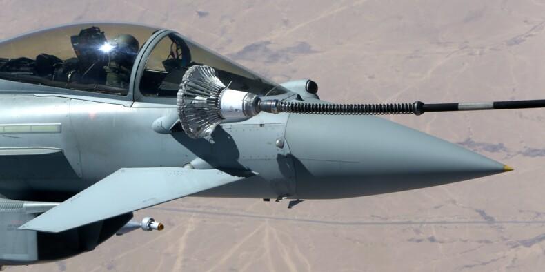 Accord du Qatar pour l'achat de 24 avions de chasse à la Grande-Bretagne