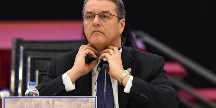 """Brexit: l'absence d'accord ne serait """"pas la fin du monde"""", selon l'OMC"""