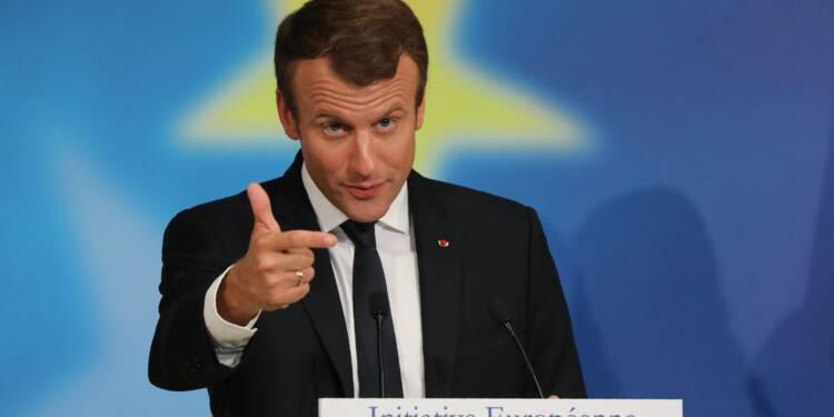France: Macron prône plus de flexibilité, moins de bureaucratie pour la PAC