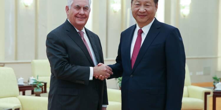 """""""Sondé"""" par Washington, Pyongyang ne montre """"aucun intérêt"""" pour un dialogue"""