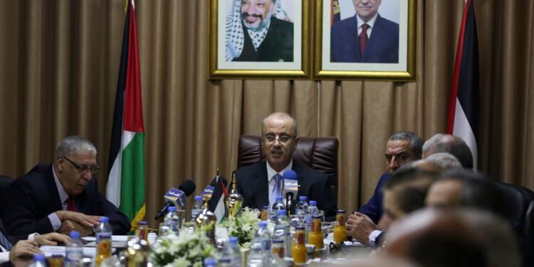 Le gouvernement palestinien se réunit à Gaza, une première depuis 2014