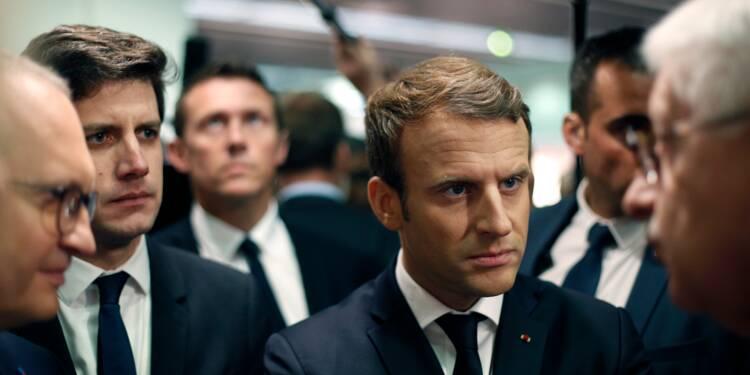 Face à la fronde du bâtiment, Macron rebouche les fissures
