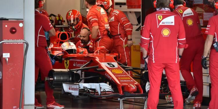 GP du Japon: Ferrari est bien en crise