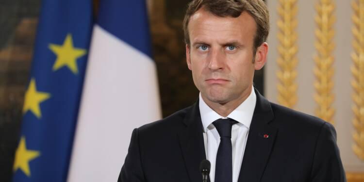"""Budget: Macron a le travail pour """"seule boussole"""""""