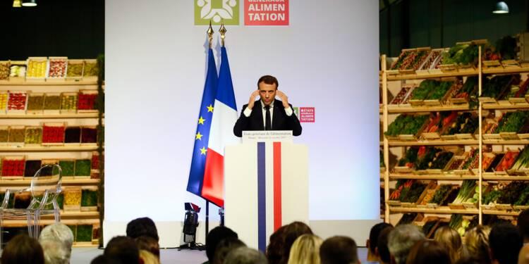 Agriculture: les filières s'interrogent sur la restructuration voulue par Macron