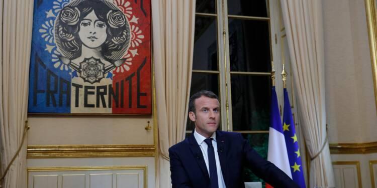 Emmanuel Macron sur TF1 : ce qu'il faut retenir de l'intervention