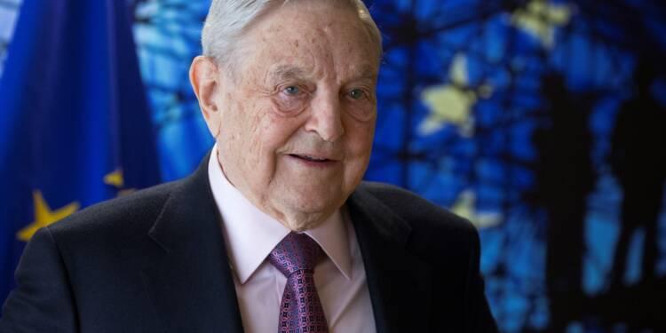 George Soros dénonce le Bitcoin, Donald Trump et les géants d'Internet !