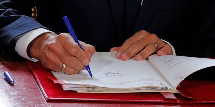 """Droit du travail: une ordonnance pour corriger les """"coquilles"""" des 5 autres"""