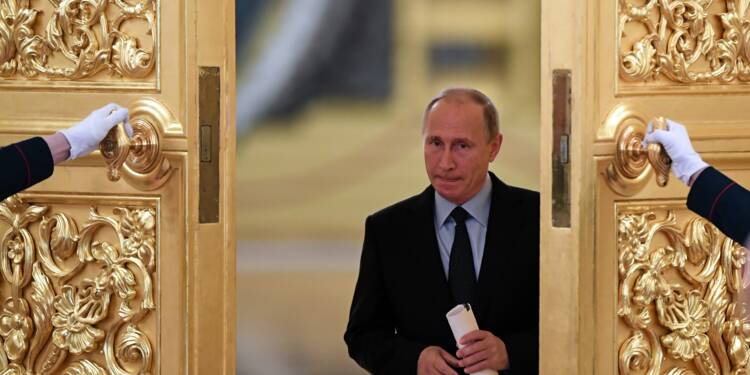 Le président russe en Iran pour parler de la Syrie et du nucléaire