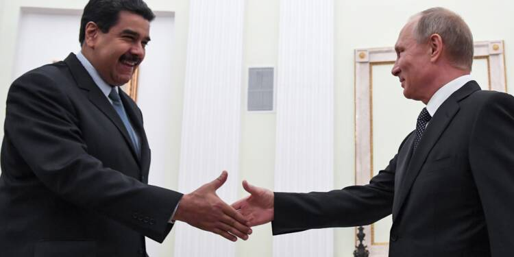 La Russie et le Venezuela d'accord pour restructurer la dette de Caracas